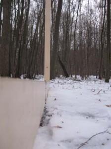 neue Combo Kubus mit Schnee und Wald