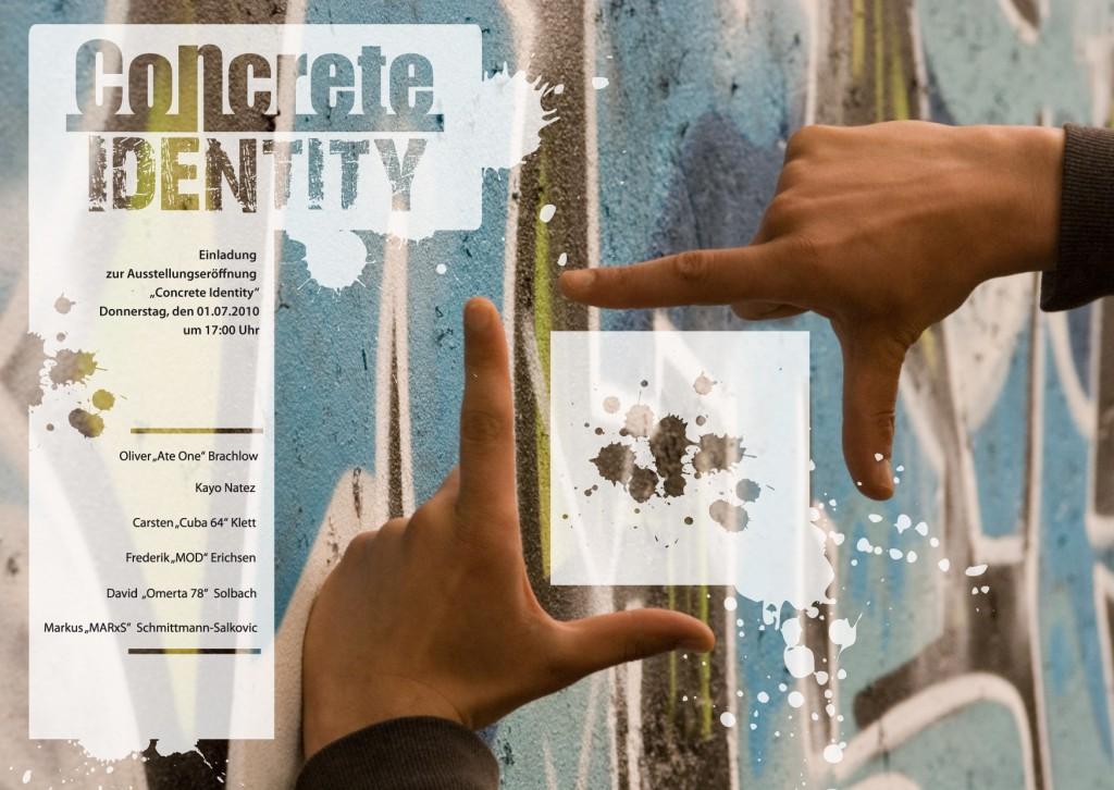 einladung  concrete-identity