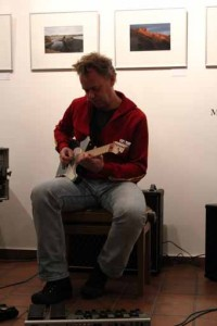 mit einem Musikalischen Beitrag von Andi Reisner