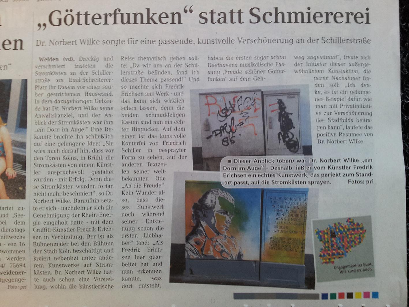 Kölner Wochenspiegel 8. Jan 2014