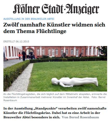 Quelle: KölnerStadt-Anzeiger Online/ Bild und Text B.Rosenbaum