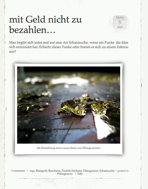 blog .F.Erichsen